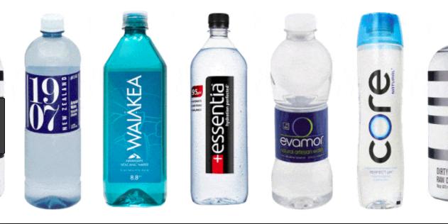 Alkaline Water You Should Try Waiakea Fiji Evamor And